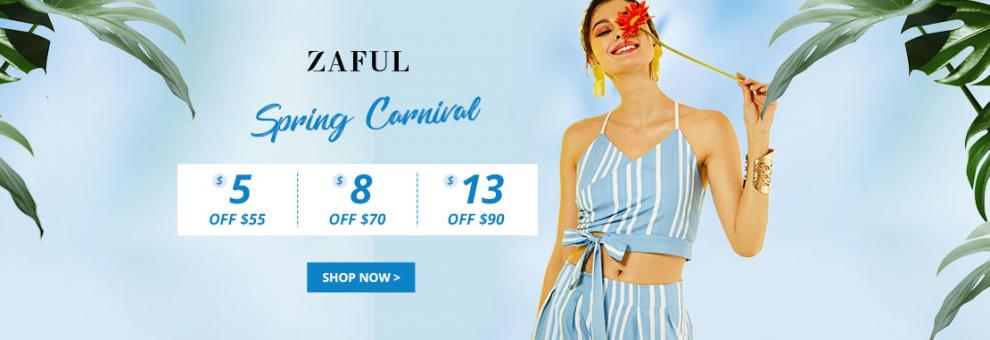 Zaful Coupons and Promotion Codes March 2019 at ShoppingWorldz.com