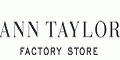 Ann Taylor Factory Coupons